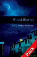 Підручник OBWL 3E Level 5: Ghost Stories Audio CD Pack