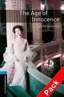 Підручник OBWL 3E Level 5: The Age Of Innocence Audio CD Pack