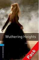 Підручник OBWL 3E Level 5: Wuthering Heights Audio CD Pack