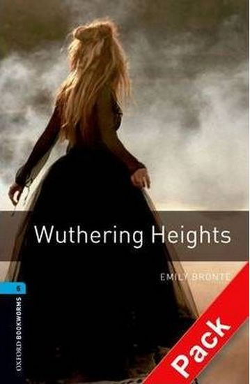 %D0%9F%D1%96%D0%B4%D1%80%D1%83%D1%87%D0%BD%D0%B8%D0%BA+OBWL+3E+Level+5%3A+Wuthering+Heights+Audio+CD+Pack - фото 1