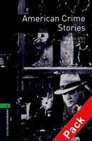 Підручник OBWL 3E Level 6: American Crime Stories Audio CD Pack