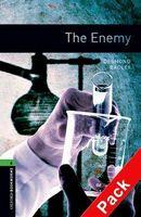 Підручник OBWL 3E Level 6: Enemy Audio CD Pack