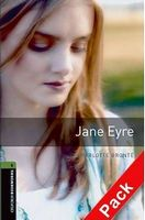 Підручник OBWL 3E Level 6: Jane Eyre Audio CD Pack