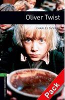 Підручник OBWL 3E Level 6: Oliver Twist Audio CD Pack