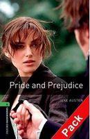 Підручник OBWL 3E Level 6: Pride & Prejudice Audio CD Pack