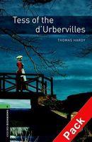 Підручник OBWL 3E Level 6: Tess Of The D'Urbervilles Audio CD Pack