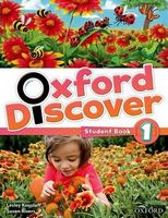 Підручник Oxford Discover 1 Students Book