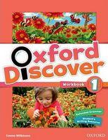 Підручник Oxford Discover 1 Workbook