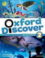 Підручник Oxford Discover 2 Students Book