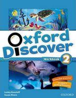 Підручник Oxford Discover 2 Workbook