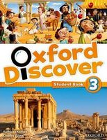Підручник Oxford Discover 3 Students Book