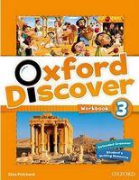 Підручник Oxford Discover 3 Workbook