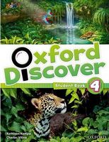 Підручник Oxford Discover 4 Students Book