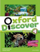 Підручник Oxford Discover 4 Workbook