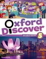 Підручник Oxford Discover 5 Students Book