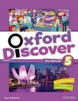 Підручник Oxford Discover 5 Workbook