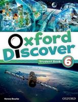Підручник Oxford Discover 6 Students Book