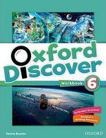 Підручник Oxford Discover 6 Workbook