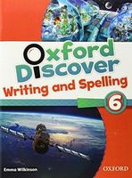 Підручник Oxford Discover 6 Writing & Spelling Book
