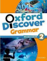 Підручник Oxford Discover Grammar 2 Students Book