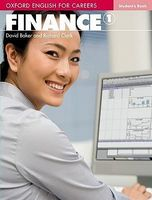 Підручник Oxford English For Careers: Finance 1 Student Book