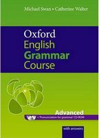 Підручник Oxford English Grammar Course: Advanced with Answers CD-ROM Pack