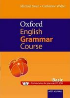 Підручник Oxford English Grammar Course: Basic with Answers CD-ROM Pack