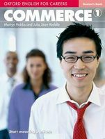 Підручник Oxford English for Careers: Commerce 1: Student's Book