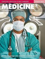 Підручник Oxford English for Careers: Medicine 2: Student's Book