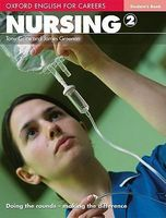 Підручник Oxford English for Careers: Nursing 2: Student's Book