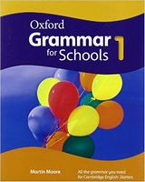 Підручник Oxford Grammar For Schools 1 Student's Book