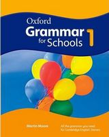 Підручник Oxford Grammar For Schools 1 Student's Book and DVD-ROM Pack