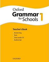 Підручник Oxford Grammar For Schools 1 Teacher's Book and Audio CD Pack