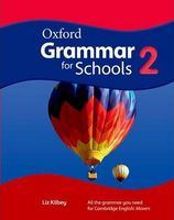 Підручник Oxford Grammar For Schools 2 Student's Book and DVD-ROM Pack