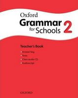 Підручник Oxford Grammar For Schools 2 Teacher's Book and Audio CD Pack