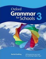 Підручник Oxford Grammar For Schools 3 Student's Book and DVD-ROM Pack