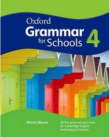 Підручник Oxford Grammar For Schools 4 Student's Book and DVD-ROM Pack