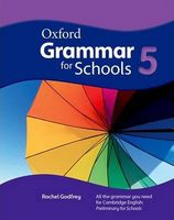Підручник Oxford Grammar For Schools 5 Student's Book and DVD-ROM Pack