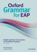 Підручник Oxford Grammar for EAP: Grammar and Language for Academic Study