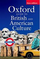 Підручник Oxford Guide to British and American Culture New Edition