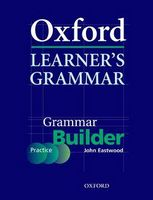 Підручник Oxford Learner's Grammar Builder