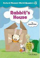 Підручник Oxford Phonics World 1 Reader: Rabbit's House