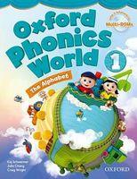 Підручник Oxford Phonics World 1 Student's Book with MultiROM