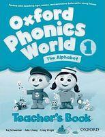 Підручник Oxford Phonics World 1 Teacher's Book