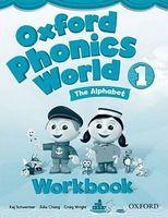 Підручник Oxford Phonics World 1 Workbook