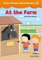 Підручник Oxford Phonics World 2 Reader: At the Farm