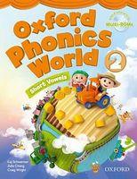 Підручник Oxford Phonics World 2 Student's Book with MultiROM