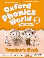 Підручник Oxford Phonics World 2 Teacher's Book