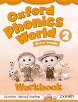 Підручник Oxford Phonics World 2 Workbook