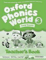 Підручник Oxford Phonics World 3 Teacher's Book